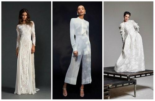Модный белый цвет 2020